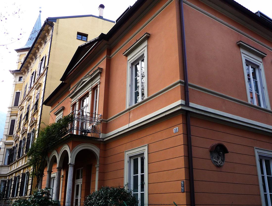 Pitturare esterno casa for Tinteggiare esterno casa
